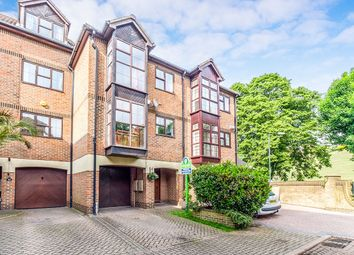 Thumbnail 3 bed terraced house for sale in Hathaway Court Esplanade, Rochester