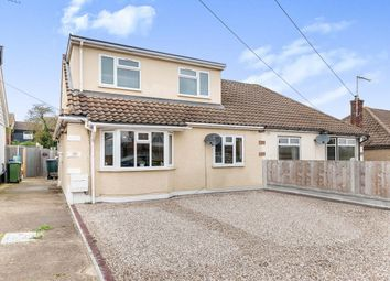 Thumbnail 3 bed semi-detached house for sale in Hatfield Road, Rayleigh