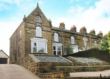 Thumbnail 5 bedroom end terrace house for sale in High Street, Eckington, Sheffield, Derbyshire