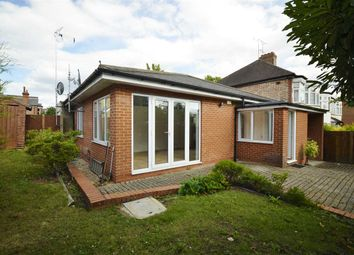 Thumbnail 3 bedroom bungalow to rent in Lombard Villas, Lombard Road, London