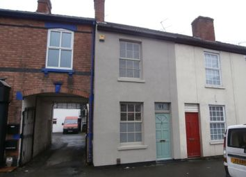 Thumbnail 2 bed terraced house to rent in Merridale Road, Wolverhampton