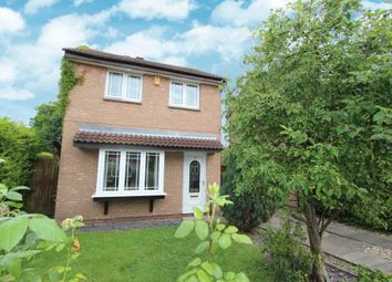 Thumbnail 3 bed detached house for sale in Barnum Close, Wollaton, Nottingham