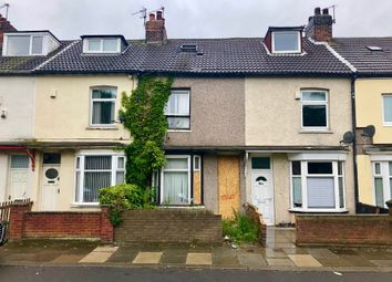 Thumbnail 3 bed terraced house for sale in 11 Allinson Street, North Ormesby, Middlesbrough, Cleveland