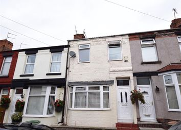 Thumbnail 2 bed terraced house for sale in Larch Road, Tranmere, Birkenhead