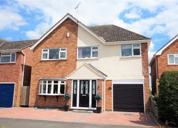 Thumbnail 5 bed detached house for sale in Coleman Road, Leicester