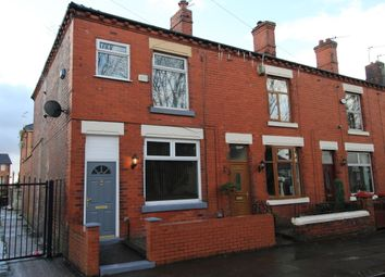 Thumbnail 2 bed terraced house for sale in St. John Street, Worsley, Manchester
