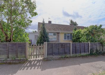 Thumbnail 2 bed bungalow for sale in Church Close, Brandon