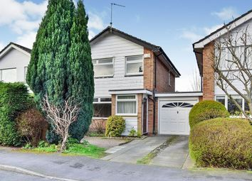 Thumbnail 3 bed detached house to rent in Poise Brook Drive, Offerton, Stockport