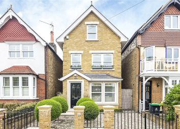 Thumbnail 5 bedroom detached house for sale in Dennan Road, Surbiton