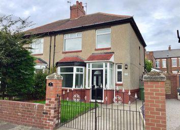 Thumbnail Semi-detached house for sale in Greta Gardens, South Shields