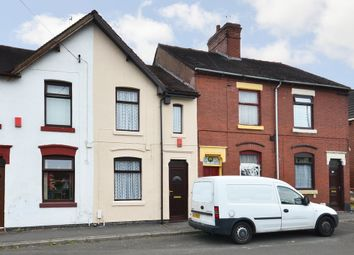 Thumbnail 2 bedroom terraced house to rent in Pennell Street, Bucknall, Stoke-On-Trent