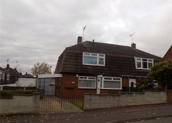 Thumbnail 3 bed semi-detached house for sale in Plantation Hill, Worksop, Nottinghamshire