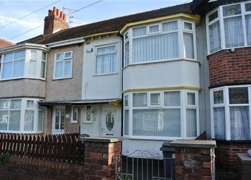 Thumbnail 4 bedroom terraced house for sale in Lunedale Avenue, Blackpool