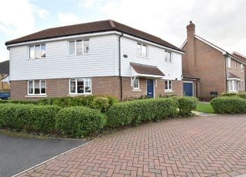 Thumbnail 3 bed semi-detached house for sale in Hardy Avenue, Dartford, Kent