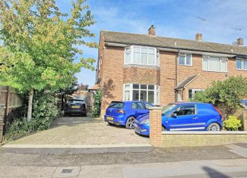 Thumbnail 3 bed end terrace house for sale in High Street, Hunsdon, Ware