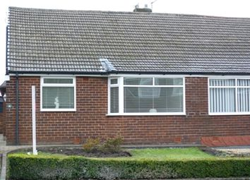 Thumbnail 3 bedroom semi-detached bungalow to rent in Lord Stile Lane, Bromley Cross