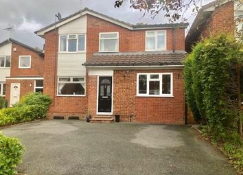 Thumbnail 4 bed detached house for sale in Dane Close, Alsager, Stoke-On-Trent, Cheshire