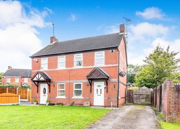 Thumbnail 2 bed semi-detached house for sale in Gittens Drive, Aqueduct, Telford