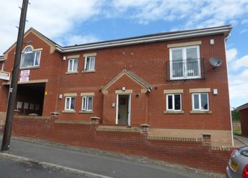 Thumbnail 2 bedroom flat for sale in Rockingham Court, Belgrave Road, Barnsley