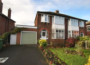 Thumbnail 3 bed semi-detached house for sale in New Church Road, Wellington, Telford, Shropshire