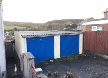 Thumbnail Parking/garage for sale in Garages 16 & 17, Sandfords Gardens, Torrington, Devon