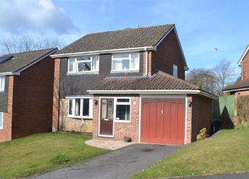 Thumbnail 3 bed detached house for sale in Impstone Road, Pamber Heath, Tadley