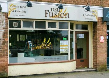 Thumbnail Restaurant/cafe for sale in Deli Fusion, Wolverhampton