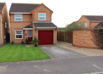 Thumbnail 3 bed detached house for sale in Lodge Close, Huntingdon