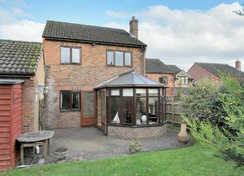 Thumbnail 3 bed detached house for sale in Porchester Close, Charlton, Andover
