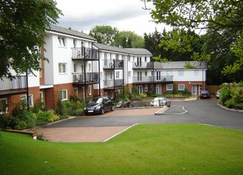 Thumbnail 2 bed flat for sale in Meridian Close, London