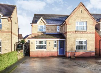 Thumbnail 4 bed detached house for sale in Robert Dukeson Avenue, Newark