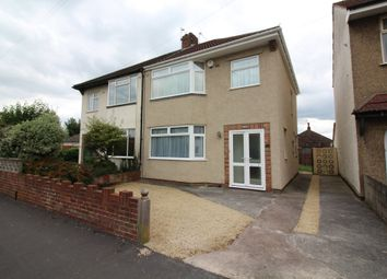 Thumbnail 3 bed semi-detached house to rent in Beachgrove Road, Fishponds, Bristol