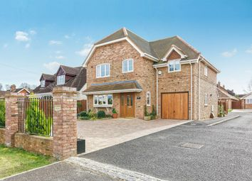 Thumbnail 4 bed detached house for sale in Katherine Close, Kempshott, Basingstoke