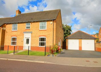 Thumbnail 4 bed detached house for sale in Bewicke View, Birtley, Chester Le Street