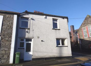 Thumbnail 2 bed end terrace house to rent in Church Place, Bargoed