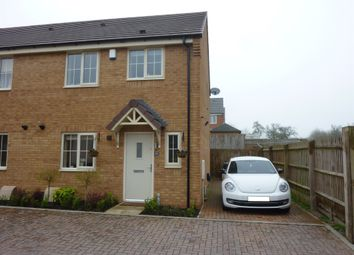 Thumbnail 3 bed semi-detached house for sale in Convent Drive, Stoke Golding, Nuneaton