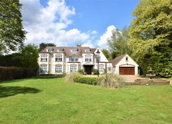 Thumbnail 7 bed detached house for sale in Amersham Road, High Wycombe