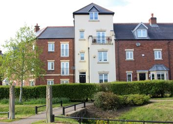 Thumbnail 4 bed town house for sale in Middleton Road, Fulwood, Preston