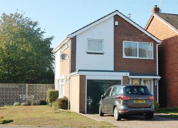 Thumbnail 3 bed detached house for sale in Grendon Gardens, Wolverhampton