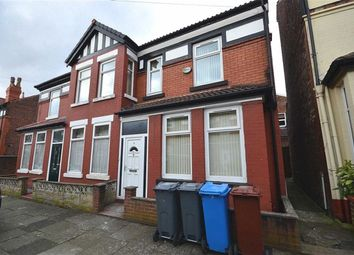 Thumbnail 3 bed semi-detached house to rent in Craighall Avenue, Burnage, Manchester, Greater Manchester