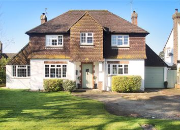 Thumbnail 3 bed detached house for sale in Sea Avenue, Rustington, Littlehampton