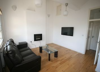 Thumbnail 1 bed flat to rent in South End Road, London