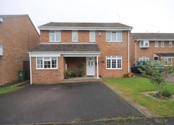 Thumbnail 4 bedroom detached house for sale in Gogh Road, Aylesbury
