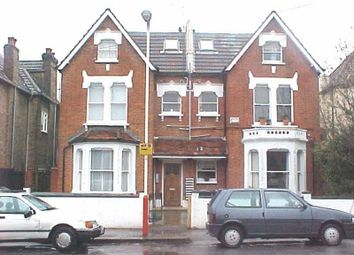 Thumbnail 1 bed flat to rent in Hopton Road, London