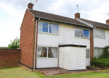 Thumbnail 3 bed terraced house to rent in Yarncliff Close, Chesterfield