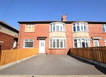 Thumbnail 2 bedroom flat for sale in Guelder Road, High Heaton, Newcastle Upon Tyne