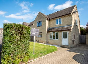 Thumbnail 2 bed semi-detached house for sale in Longtree Close, Tetbury