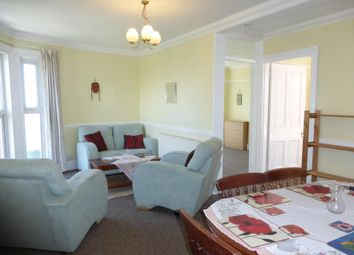 Thumbnail 2 bed flat to rent in Iddesleigh Terrace, Dawlish