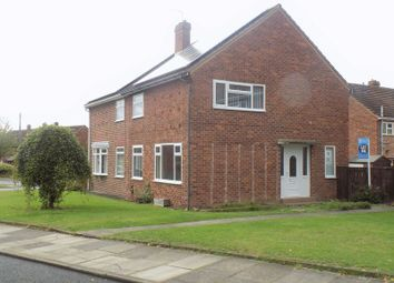 Thumbnail 3 bed semi-detached house to rent in Mead Crescent, Thornaby, Stockton-On-Tees