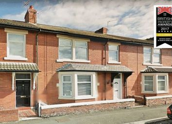 Thumbnail 3 bed terraced house for sale in Drummond Terrace, North Shields